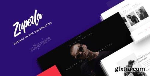 ThemeForest - Zuperla v2.1.2 - Creative Multi-Purpose WordPress Theme - 20259797