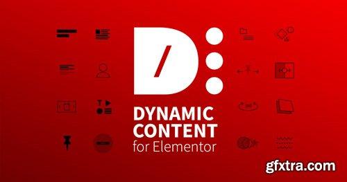 Dynamic Content for Elementor v1.7.0