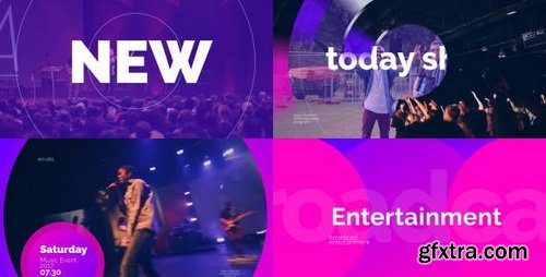 Videohive - Broadcast Pack - 20193722