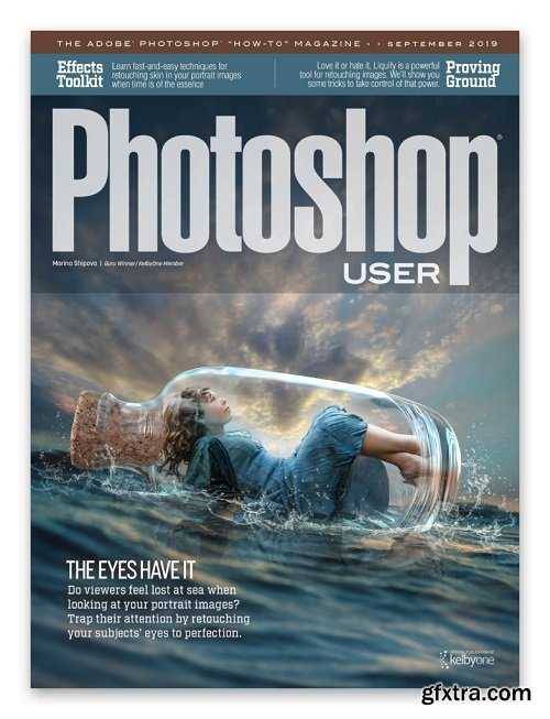 Photoshop User - September 2019