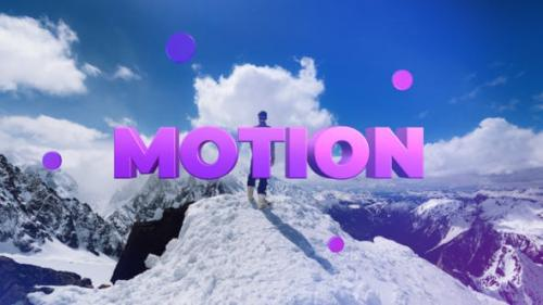 Videohive - Upbeat Opener   FCPX & Motion
