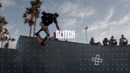 Videohive - Urban Glitch Opener