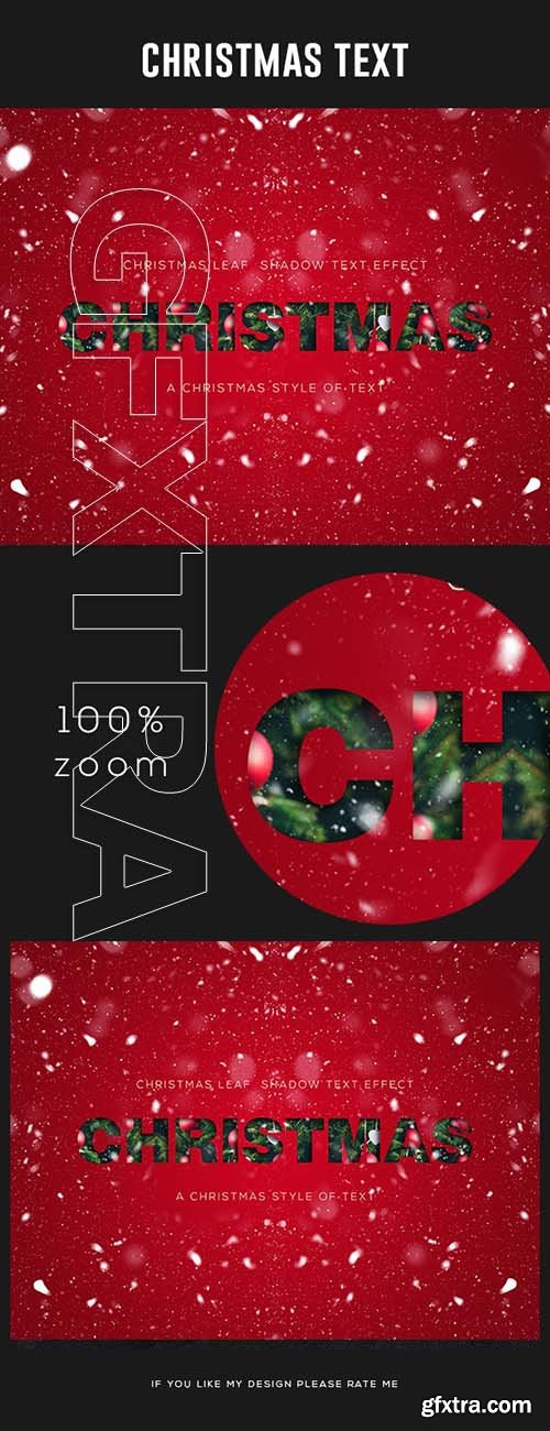 GraphicRiver - Christmas Text Effect 24923621