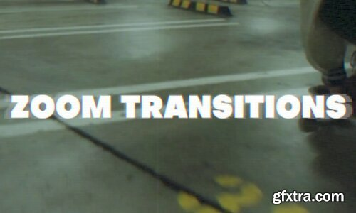 Videohive - FCPX Zoom Transitions V3 - 21511242