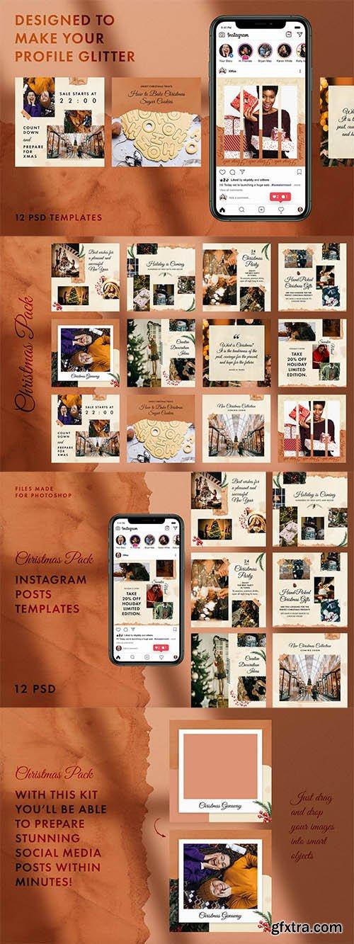 Christmas Instagram Pack