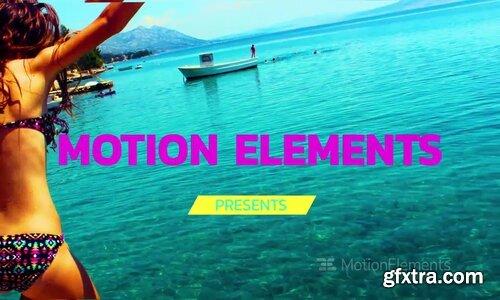 MotionElements - Dinamic Slideshow - 11786211