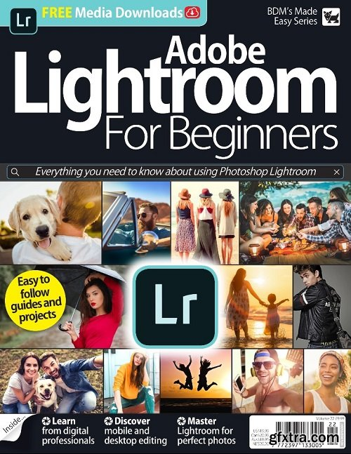 Adobe Lightroom For Beginners - VOl 22, 2019