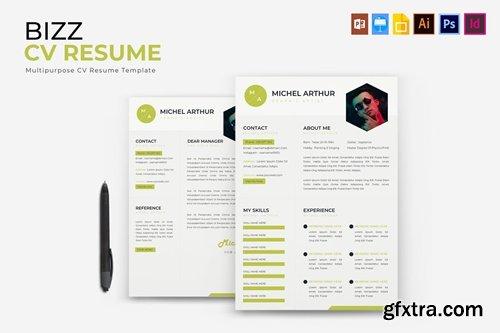 Bizz | CV & Resume