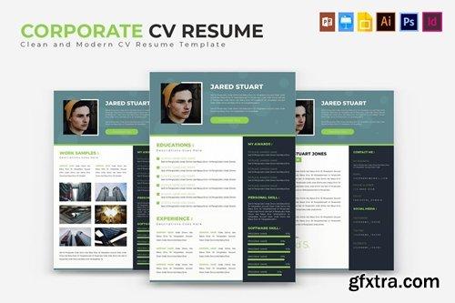 Corporate | CV & Resume