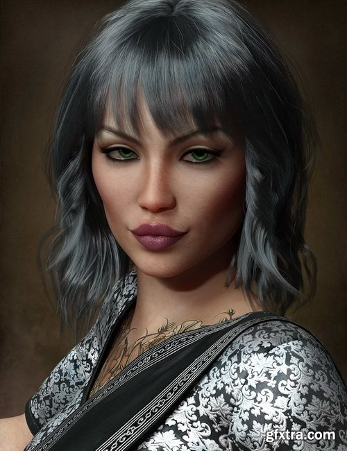 Daz3D - Alessi for Leisa 8