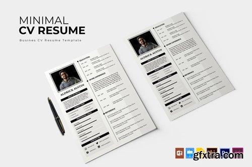 Minimal | CV & Resume