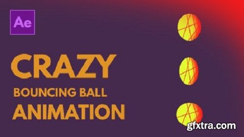 Crazy Bouncing Ball Animation