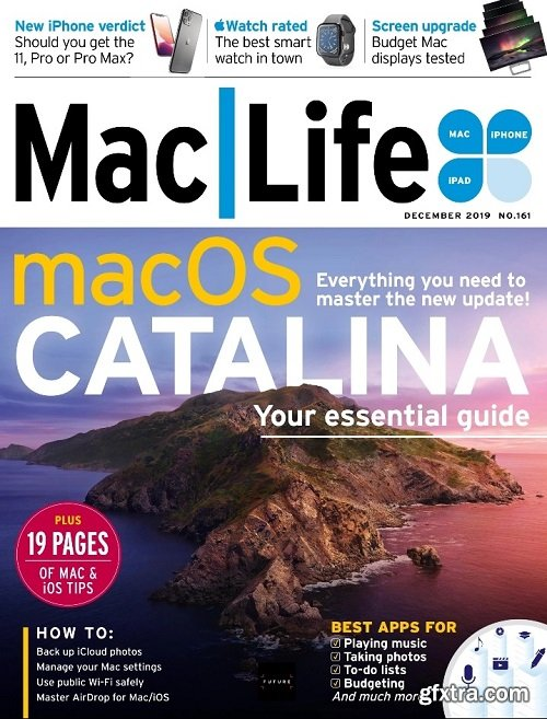 Mac Life UK - Issue 161, 2019