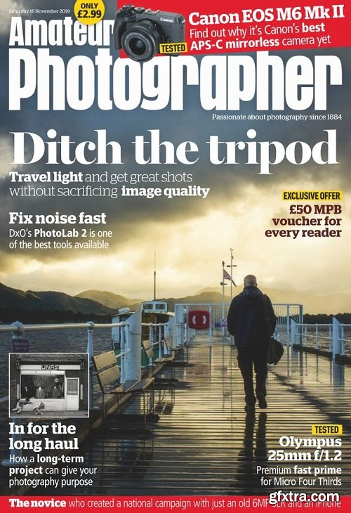 Amateur Photographer - 16 November 2019
