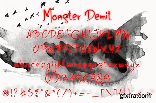 Monster Demit