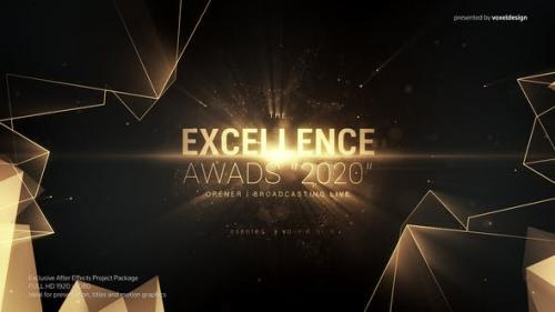 Videohive - Excellence Awards Opener
