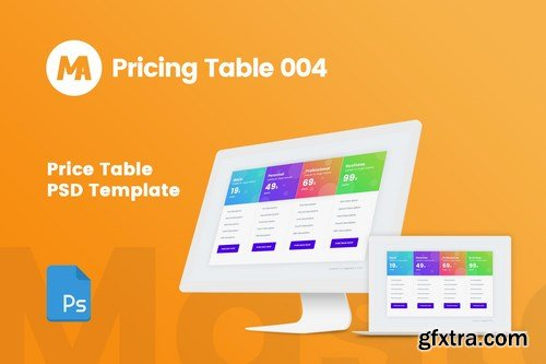 MA - Pricing Table 004