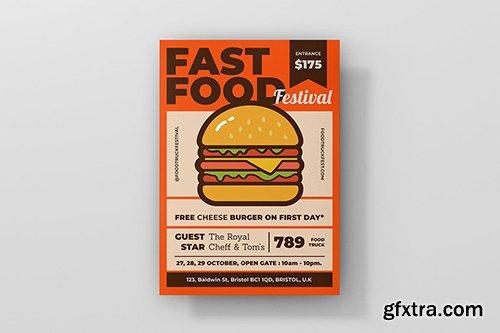 Food Flyer 3
