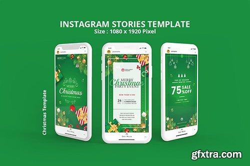 Christmas Instagram Stories 2
