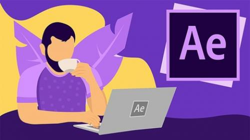 Udemy - After Effects : Your Way To Learn Motion Graphics