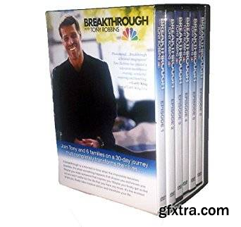 Tony Robbins: Total Breakthrough Training