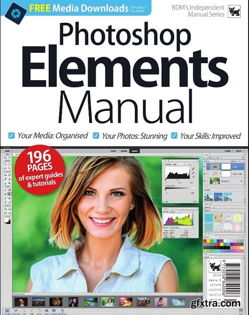 Photoshop Elements Manual - VOL 19, 2019