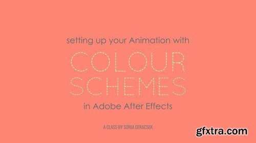 Setting Up Your Animation with Colour Schemes in Adobe After Effects