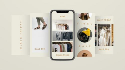 Videohive - Instagram Stories
