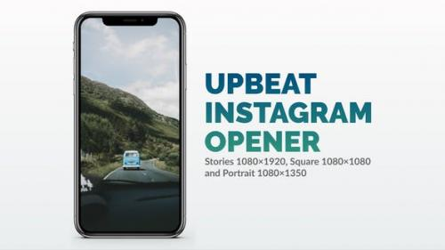 Videohive - Upbeat Instagram Opener