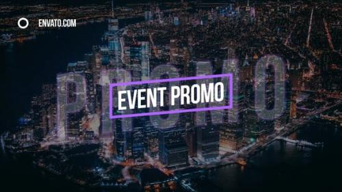 Videohive - Stylish Event Promo for After Effects