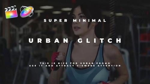 Videohive - Urban Glitch
