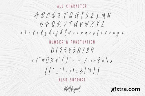 Higher Style Font