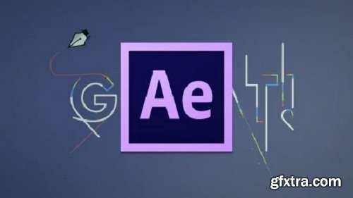 After Effects Motion Graphics 101: Typographic Line Logo Reveal