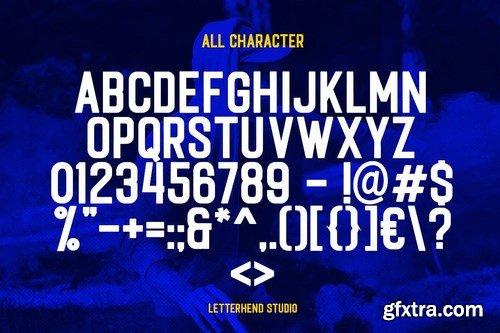Autogate Sans