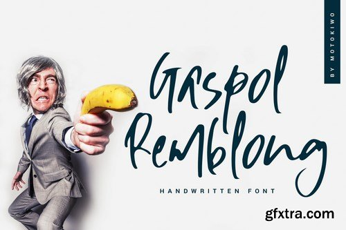 CM - Gaspol Remblong 4290048