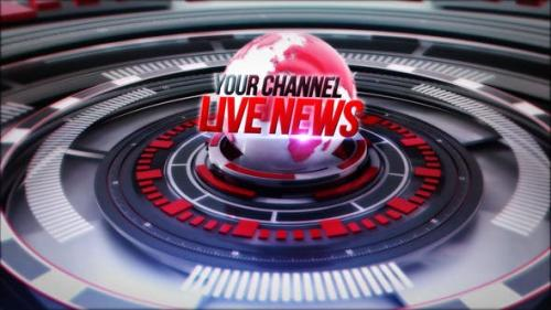 Videohive - World News Complete Broadcast Package
