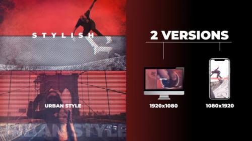 Videohive - Urban Opener