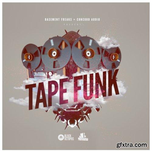 Black Octopus Sound Tape Funk by Basement Freaks WAV-DECiBEL
