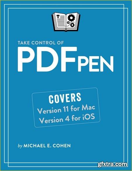Take Control of PDFpen