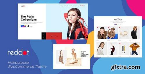 ThemeForest - Reddot v1.0.6 - Minimal & Modern WooCommerce WordPress Theme - 23449751