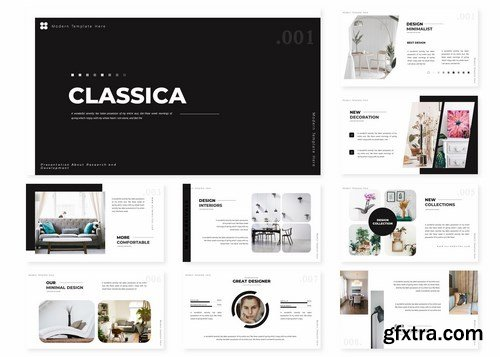 Classica Powerpoint Template