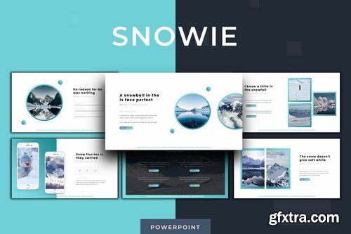 Snowie - Powerpoint Google Slides and Keynote Templates