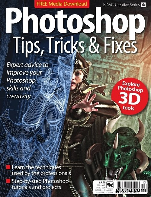 Photoshop Tips, Tricks & Fixes Vol.13, 2019