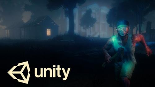 Udemy - Make a horror survival game in Unity
