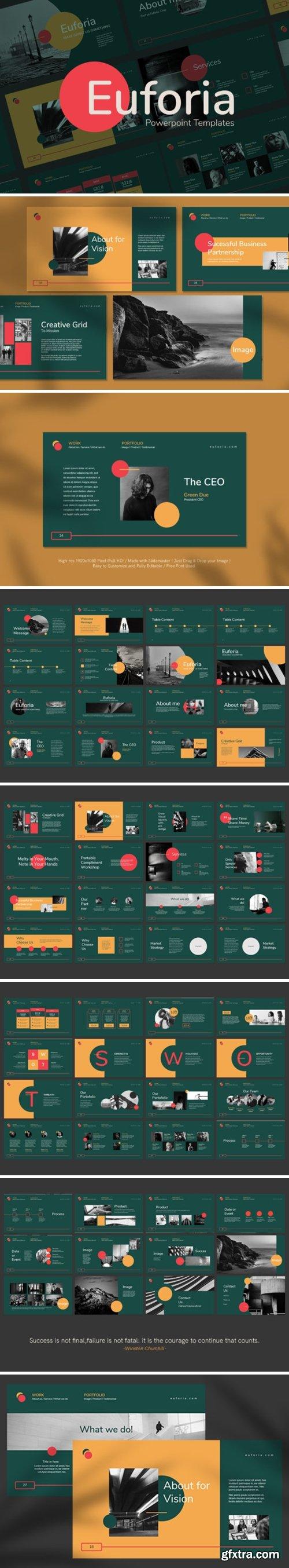 Euforia PowerPoint Templates 2010738