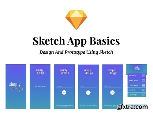 Sketch App Basics: How to Design and Prototype Using Sketch