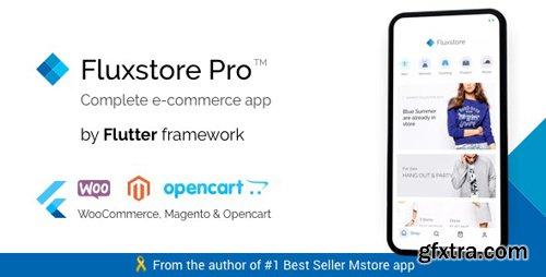 CodeCanyon - Fluxstore Pro v1.4.1 - Flutter E-commerce Full App - 24020929