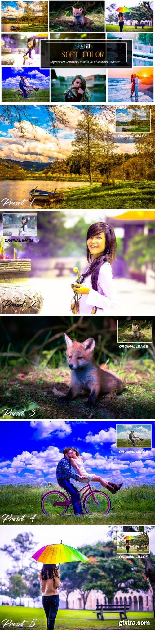Soft Color (LR,PS & Mobile Preset\'s) 2011533