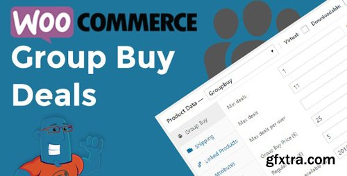 CodeCanyon - WooCommerce Group Buy and Deals v1.1.16 - Groupon Clone for Woocommerce - 18977834