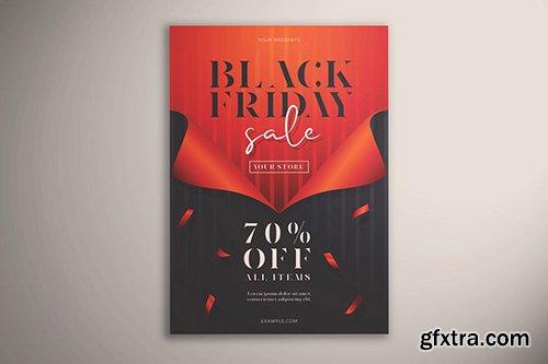 Black Friday Sale Flyer Vol.01